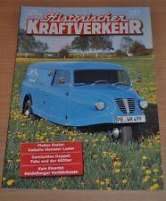 Historischer Kraftverkehr HIK 1/02 Faka 6600er Heidelberger Vorführbusse Goliath
