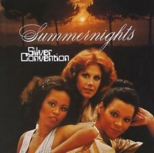 Summernights 5013929058439 by Silver Convention CD