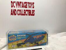 Vintage 1986 Kenner BATCOPTER  Super Powers in Original Box Batman AFA Q-80