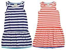 de3ebce831 Mini Boden Johnnie B Breton Stripe jersey dress bobble trim summer age 5 -  16