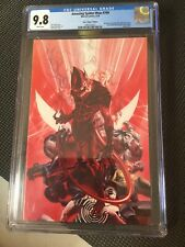 Amazing Spider-Man #799 CGC 9.8 Alex Ross Virgin Variant Cover Red Goblin