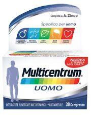 MULTICENTRUM UOMO integratore salute multivitaminico multiminerale 30 compresse