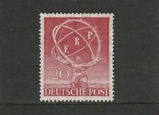GERMANY - BERLIN - 1950 - EUROPEAN RECOVERY PROGRAMME - (1V) - UM / MNH