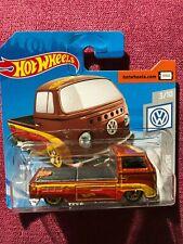 Hot Wheels Volkswagen T 2 Pickup VW Bus Bulli Bully Transporter