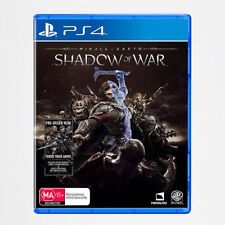 NEW Middle-Earth: Shadow Of War - PS4