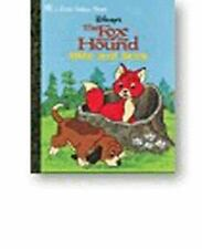 Disney's The Fox and the Hound: Hide and Seek (A Little Golden Book) Golden Boo