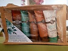 Eco Tan Certified Organic Limited-Edition Travel Essentials Pack 5x 50ml (Vegan)