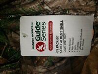 Gander Mountain Guide Series Packable Concealment Shell Wind Pant Mens L
