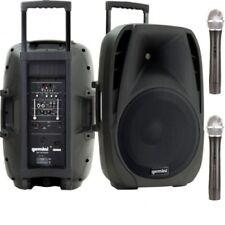 GEMINI ES 15 TO GO cassa a batteria diffusore portatile amplificato usb karaoke