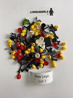 Lego Spares / Parts Bundle Minifigure Torso Tools City Accessories Lot3