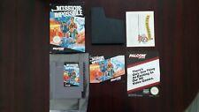 Mission Impossible ( Nintendo NES ) European Version Pal UKV