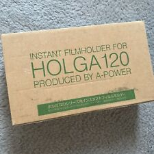 Instant Film holder For Holga 120 New