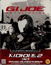 G.I. Joe: Retaliation 2-Disc Limited Edition SteelBook; Region Free Korea Import