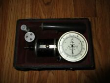 Vintage Engineering Instrument - O.Zernickow Co. Machine Tachometer