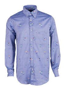 PAUL & SHARK Men's Shirt Size 40