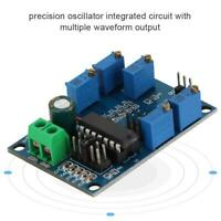 ICL8038 Signal Generator Module Pulse Frequency Sine Wave Adjustable Duty Cycle