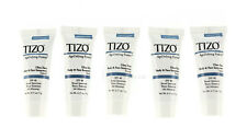 Tizo Ultra Zinc Body & Face SPF40 Tinted Travel Size 5g (Package of 5)