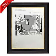 Roy Lichtenstein - Artist´s Studio, Foot, Original Hand Signed Print with COA