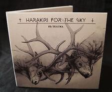 Harakiri for the sky - III:Trauma Cross-Shaped Digipak (Anomalie,Seagrave,Karg)