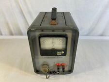 John Fluke Voltage Divider Model 80b