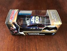 2016 Jimmie Johnson SUPERMAN vs Batman 1:64 scale car Lowes Dawn of Justice
