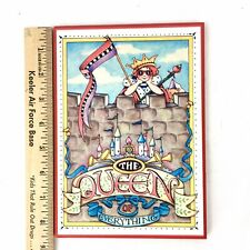 "Mary Engelbreit ""Queen Of Everything� Limited Edition Colorplak Wall Art Sign"