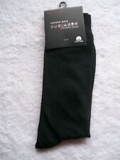 12 Pairs Premium Quality Mens 94 Cotton Business Socks Special Black AU Stock