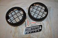 NEW OEM Yamaha Banshee 350 2000-2006 headlight cover guard set