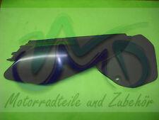 Yamaha DT125X DT125R DT125RE DT Seitendeckel Seiten Verkleidung rechts schwarz