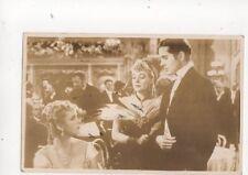 In Old Chicago 20th Century Fox Film 1938 RP Postcard 217b