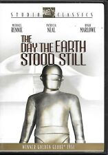 THE DAY THE EARTH STOOD STILL (DVD) Scifi Classic! We combine shipping in the US