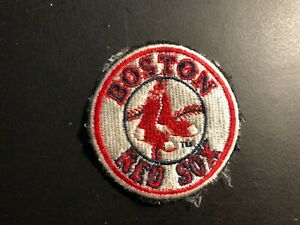"Old Vintage ""BOSTON - RED SOX""  2 1/8"" Patch"