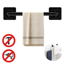 Self Adhesive Towel Rack Towel Shelf Towel Rail Towel Bar Stainless Steel Bath