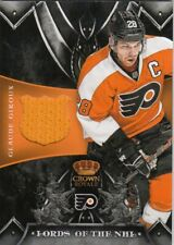 CLAUDE GIROUX NO:LN-CG GAME-JERSEY LORDS OF THE NHL in CROWN ROYALE 2012-13