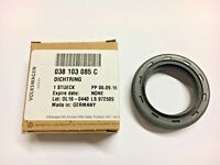 GENUINE Audi VW 1.9 2.0 TDi Camshaft Seal - Also fits other engines - 038103085C