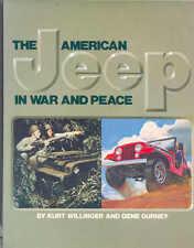 El Jeep estadounidense en la guerra y la paz Ford GPW jeeps Segunda Guerra Mundial US Army Military Libro