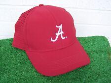 Nike Alabama Crimson Tide Crimson Dri Fit Perforated Golf Hat Cap Adjustable New