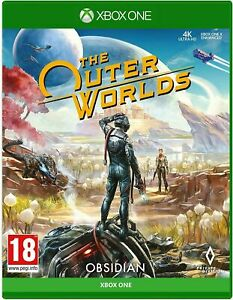 The Outer Worlds Microsoft Xbox One Game BRAND NEW SEALED