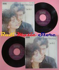 LP 45 7'' PETER KENT & LUISA FERNANDEZ Solo por ti Se que te iras no cd mc dvd