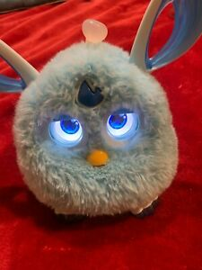 Furby Hasbro Connect 2016 Interactive blue tooth Tested and working ,so Cute!