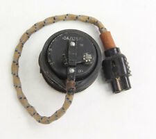 Microphone pour masque RAF type E - ROYAL AIR FORCE WW2  (matériel original)