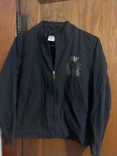 Baby Phat Black Scrub Jacket S