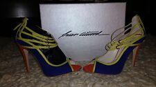 Brian Atwood Stellah Char Mu Su size 38.5 sandals original price $895