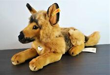 STEIFF Hund Schäferhund LARS   079238   KFS mit Etikett   Jahr 2011   NEUWERTIG