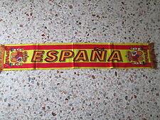 d1 sciarpa SPAGNA football federation association scarf schal spain espana