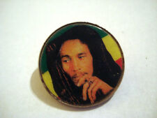 PINS RARE BOB MARLEY DRAPEAU JAMAIQUE MUSIQUE REGGAE