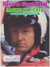 Hot Bill Elliot Wins a Cool Million- Sept. 9, 1985 Sports Illustrated Cover Only