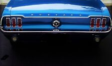 1967 Mustang GT Ford A 1 24 Sport Car 64 Vintage 18 Carousel Blue 12 40 T 43