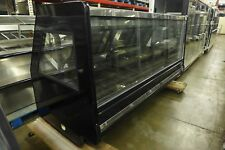 Kysor NS39S1 8' Service Glass Fresh Red Meat Deli Grocery Cooler Display Case