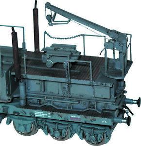 Artmaster 80.211 Generator für Geschütz Leopold K5 H0 1:87 Bausatz Resin